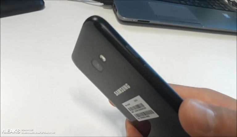 Trapelato in alcune immagini leak il prossimo Samsung Galaxy A5 2017