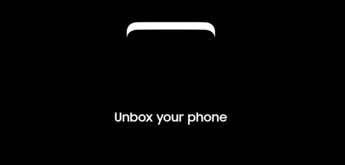 Ecco come seguire la presentazione di Samsung Galaxy S8