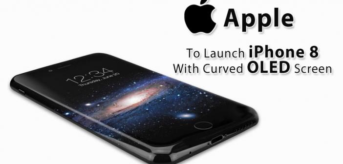 Ecco iPhone 8 con Touch ID integrato nello schermo