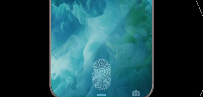 Il Touch ID di iPhone 8 sarà implementato nel display
