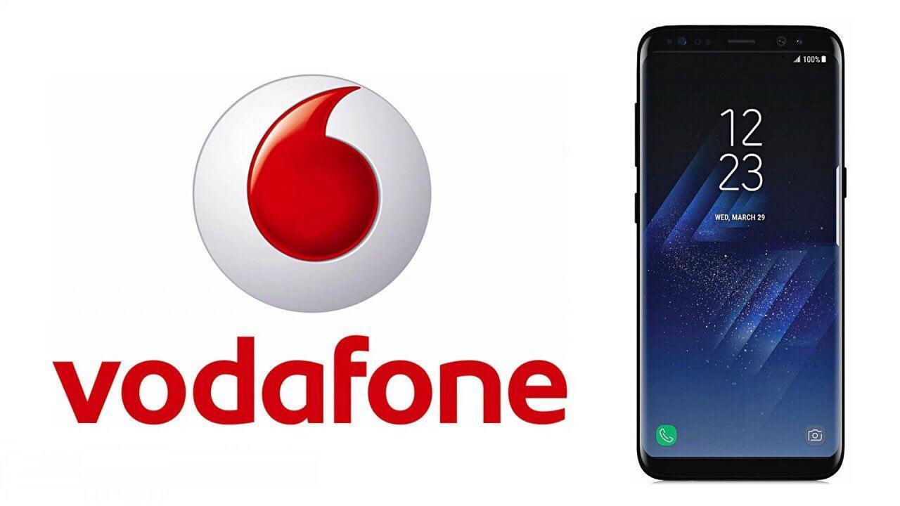 Vodafone samsung galaxy s8 e s8 a partire da 10 euro - Bolletta telefonica ogni 4 settimane ...