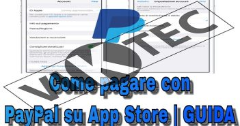 Come pagare con Paypal su App Store, Apple Music, iTunes e iBook | GUIDA