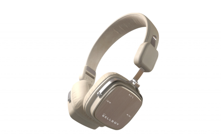 BellBoy Headphones, le seconde, ma non per importanza