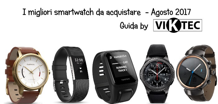 Ecco quale smartwatch comprare