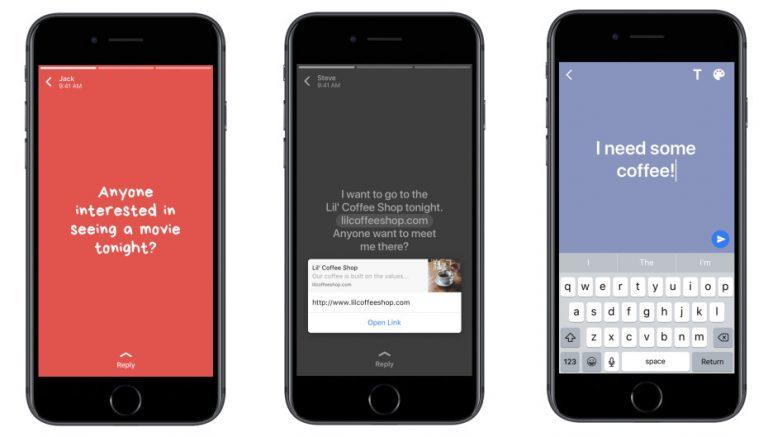 WhatsApp aggiunge gli stati con sfondo colorato come Facebook