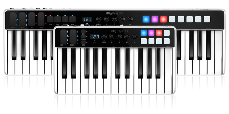 Recensione Controller tastiera IK Irig Keys I O