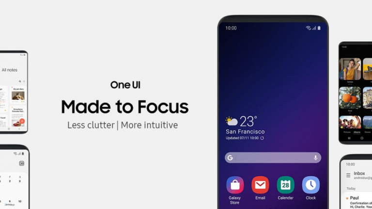 Uscita la Beta per Galaxy S9 con interfaccia One UI