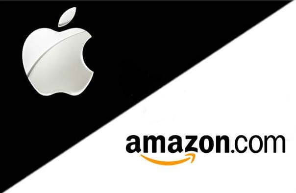 Apple approda su Amazon: l'accordo ufficiale