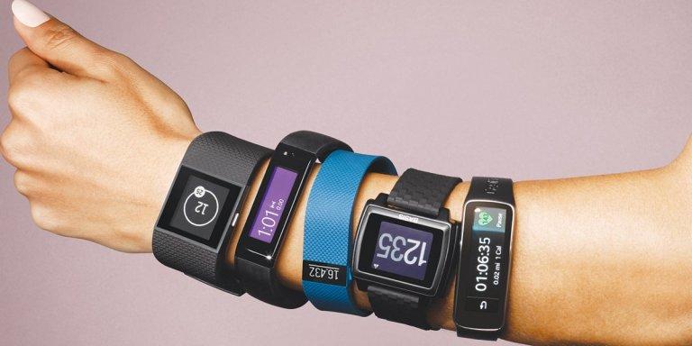 Il grande successo dei fitness tracker