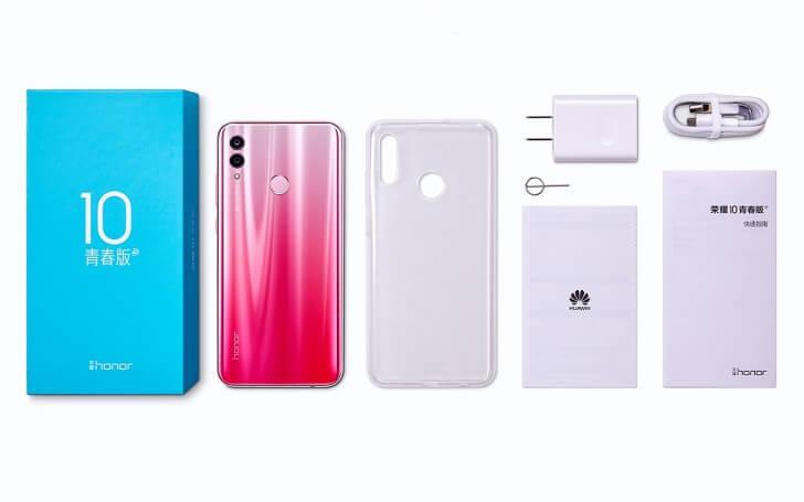 Honor 10 Lite: nuovo smartphone dal prezzo incredibile come