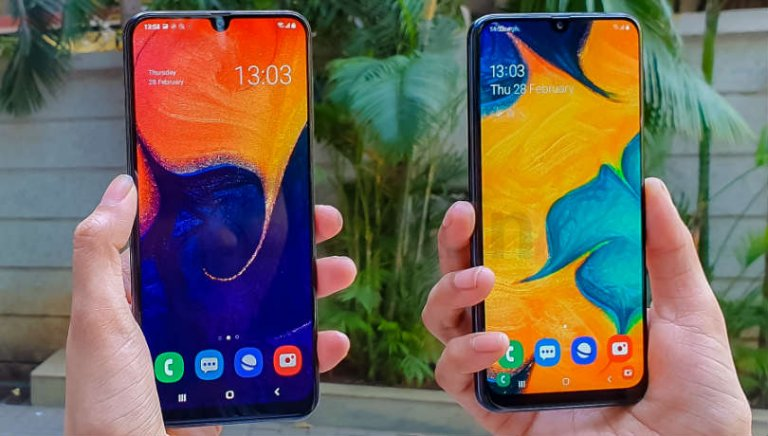 Galaxy A50 arriva in Italia sullo store di Amazon